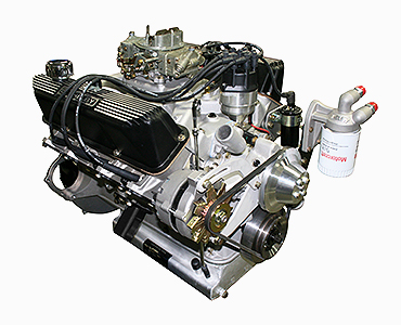 Shelby Aluminum 427FE ; 468CID