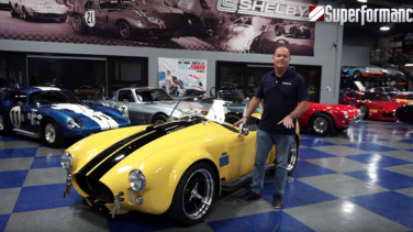 Superformance LLC: Cobra MKIII – Video Tour